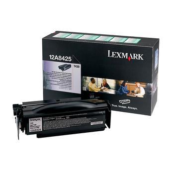 Toner Lexmark Preto 12a8425