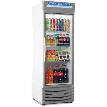 Geladeira/refrigerador 550 Litros 1 Portas Cinza - Frilux - 110v - Rf005