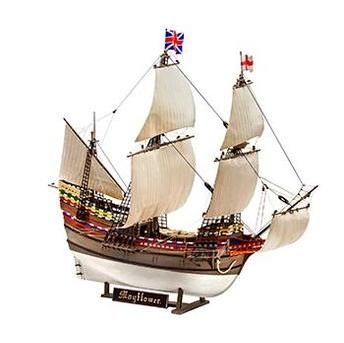 Pilgrim Ship Mayflower 1:83 Revell - Nautimodelismo