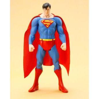 Figura Superman Classic Super Powers Artfx Statue Kotobukiya