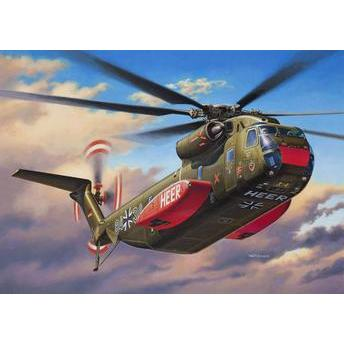 Sikorsky Ch-53g 1:144 04858 Revell - Aeromodelismo