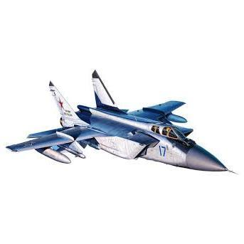 Mig-31 Foxhound 1:144 04086 Revell - Aeromodelismo