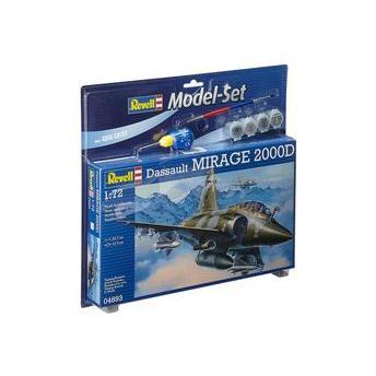 Dassault Mirage 2000d 1:72 04893 Revell - Aeromodelismo
