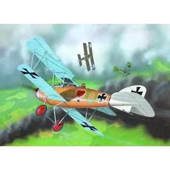 Albatros D. Iii 1:72 04062 Revell - Aeromodelismo