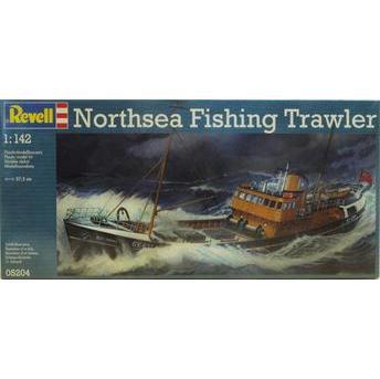 Northsea Fishing Trawler 1:142 05204 Revell - Nautimodelismo