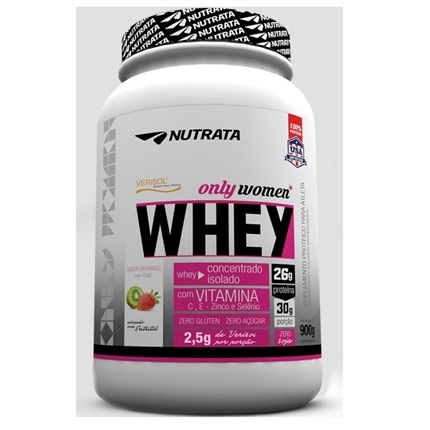 Only Women Whey - 900g Nutrata