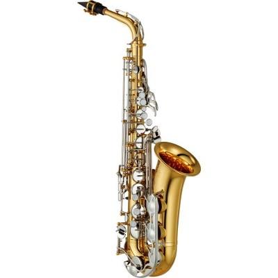 Saxofone Yamaha Dourado - Yas26