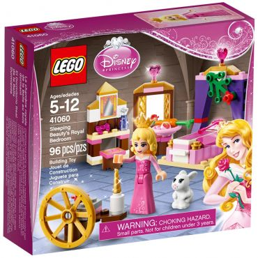 Lego Disney Princess o Quarto Real da Bela Adormecida 41060
