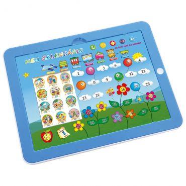 Edu-pad Tablet Bilíngue Estrela