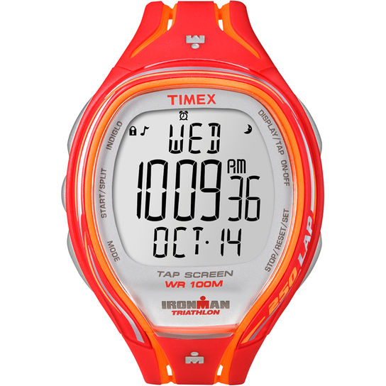 Monitor Cardíaco Relógio Ironman Sleek Timex - T5k788bdti