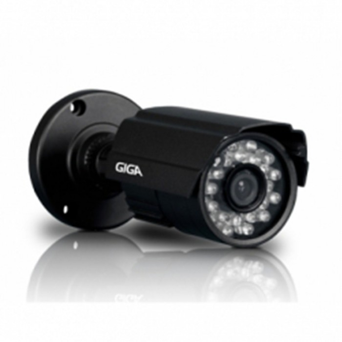 Câmera Giga Security Ir Day Night Infra 1/3 15 Mt Lente 2,8 Mm - Gs1315s28