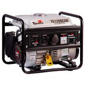 Gerador de Energia Gasolina 1200w Toyama Monofásico 110v - Tf1200cxw1