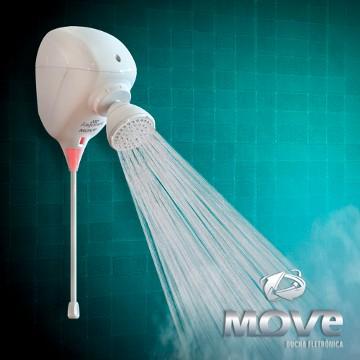Ducha Zagonel Eletrônica Move 220v