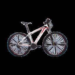 Bicicleta Tsw Bike Elite T17 Aro 29 Susp. Dianteira 30 Marchas - Branco/vermelho