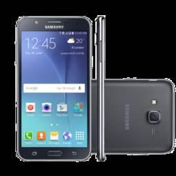 Celular Smartphone Samsung Galaxy J7 J700m 16gb Preto Claro - Dual Chip