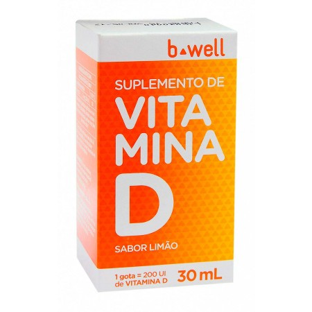 B-well Vitamina D 30ml