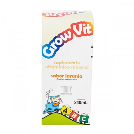Cifarma Grow Vit 250ml Laranja