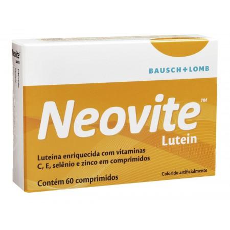Bausch & Lomb Neovite Lutein 60 Comprimidos