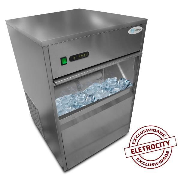 Máquina de Gelo Icedrop Ib-80a 220v