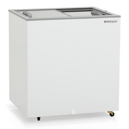Freezer Gelopar 220 Litros Branco 2 Portas - 220v - Ghde220
