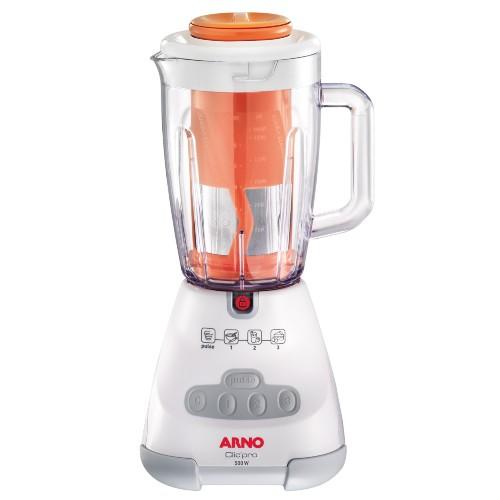 Liquidificador Arno Clic Pro 2,35l 500w Com Filtro Ln45 - 220v