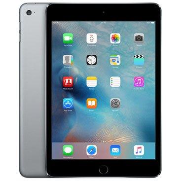 Tablet Apple Ipad Mini 4 Mk6j2bz/a Cinza 64gb Wi-fi