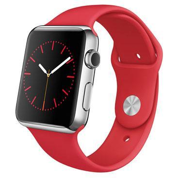 Smartwatch Apple Watch Sport 210mm Vermelho