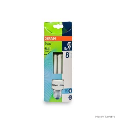 Lâmpada Osram Dulux E27 15w 6500k 220v
