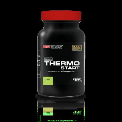 Bodybuilders Thermo Start Powder 120g Limão