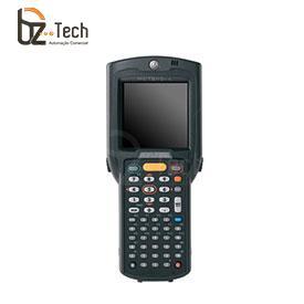 Coletor de Dados Motorola Zebra Gun Mc3200 Resistência: 1,2m Memória: Ram: 1gb | Rom: 4 Gb