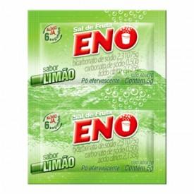Sal de Fruta Eno 2 Saches Sb Limao - Bicarbonato de Sodio + Carbonato de Sodio + Acido Citrico + C - Glaxosmithkline - Di