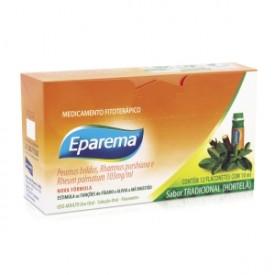 Eparema Cx 12 Fla X 10ml - Extrato de Boldo + Cascara Sagrada + Ruibarbo - Nycomed Pharma