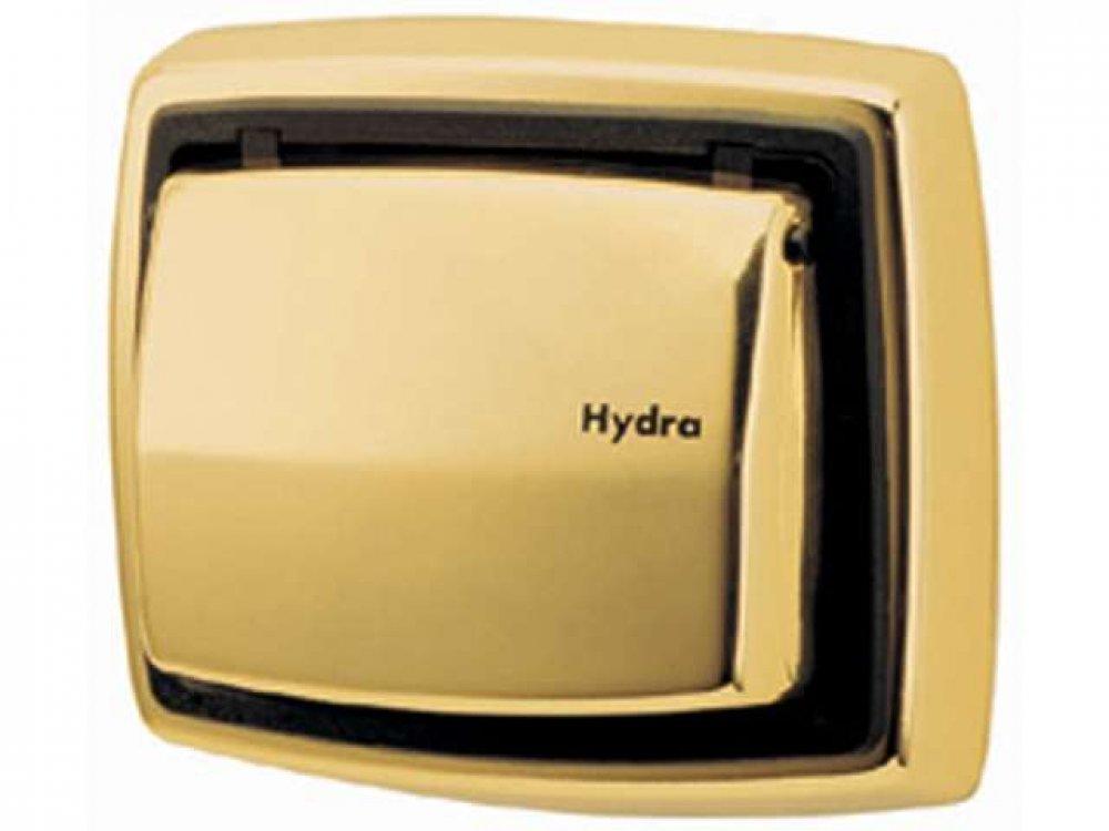 Acabamento Hydra Válvula Descarga para Hydra Max Dourada