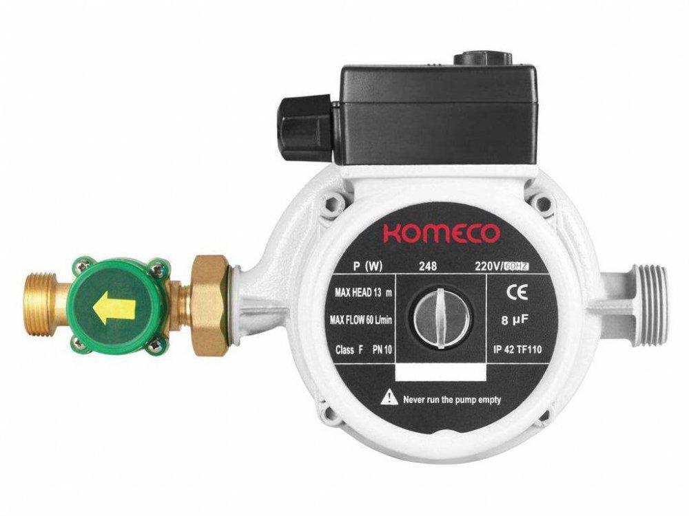 Pressurizador Komeco 220v - Tp80