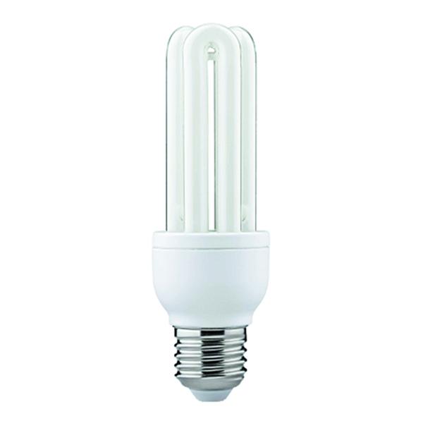 Lâmpada Lexman Fluorescente 3u 15w 2700k 127v