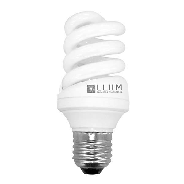 Lâmpada Llum Fluorescente Espiral 15w 2700k 220v