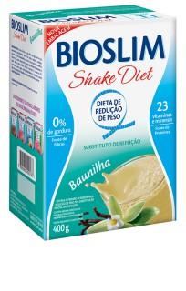Herbarium Bioslim Shake Diet 400g Baunilha