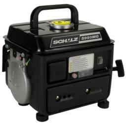 Gerador de Energia Gasolina 950w Schulz Monofásico 110v - S950