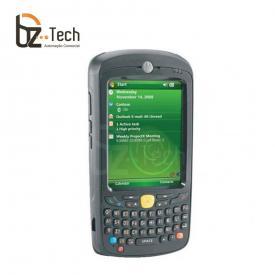Coletor de Dados Motorola Symbol Mc67 Ip:67 Resistência: 2,4m Memória: 1gb