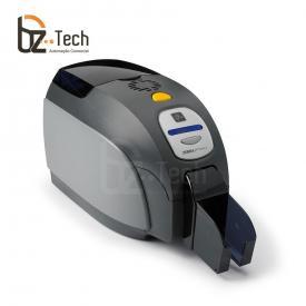 Impressora Térmica Crachá e Cartões Zebra Zxp Serie 3 Transferência Térmica Colorida Usb e Ethernet Bivolt
