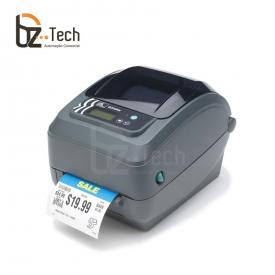 Impressora Térmica Etiqueta Zebra G-series Gx 420 Tt Transferência Térmica Colorida Usb, Serial e Ethernet Bivolt