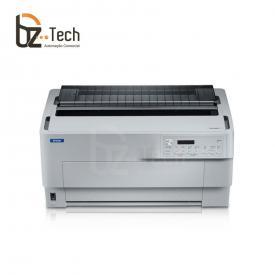 Impressora Matricial Epson Dfx9000 Agulha Monocromática Usb, Serial e Paralela Bivolt
