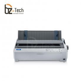 Impressora Matricial Epson Lq2090 Agulha Monocromática Usb e Paralela Bivolt