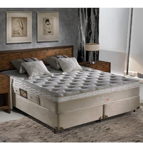 Cama Box Herval Excellence 158x198x57cm