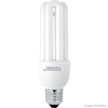 Lâmpada Taschibra Fluorescente 3u 20w 6400k 220v - 7897079052701