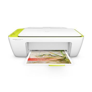 Multifuncional Hp Deskjet Ink Advantage 2136 F5s30a Jato de Tinta Térmico Colorida Usb Bivolt