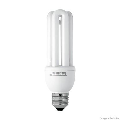Lâmpada Taschibra Fluorescente 3u 20w 2700k 220v - 7897079032000