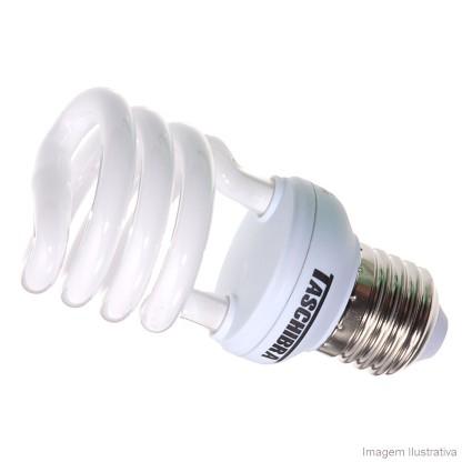 Lâmpada Taschibra Fluorescente Espiral 13w 6400k 127v - 7897079039931