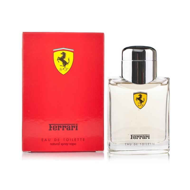 Perfume Rossa Ferrari Perfumes Eau de Toilette Masculino 75 Ml