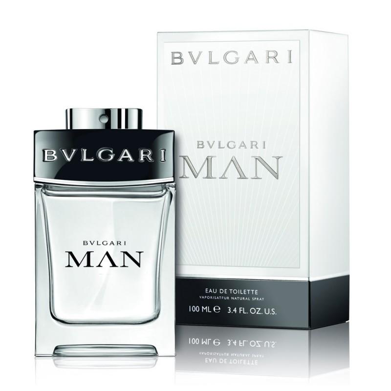 Perfume Bvlgari Man Bvlgari Eau de Toilette Masculino 50 Ml